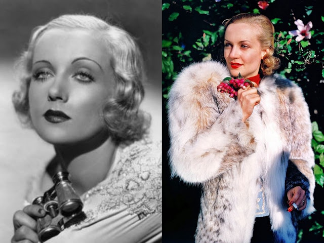 carole lombard alfred hitchcock