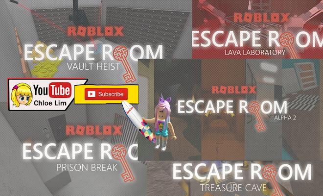 Roblox Escape Room Alpha  School