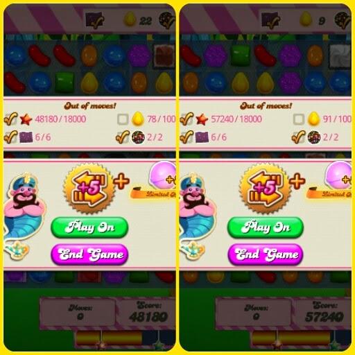 Candy Crush Empat Satu Sembilan