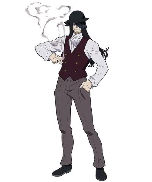 Kenjiro Tsuda pondrá voz a Joker, un hombre enigmático que conoce el pasado de Shinra. Aparece misteriosamente y se enfrenta al equipo de Shinra.