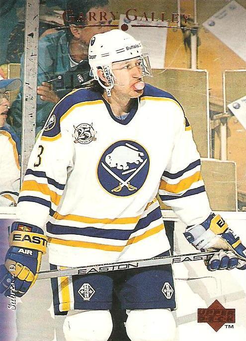 Shoebox Legends 1995 96 Upper Deck Series 1 Hockey The