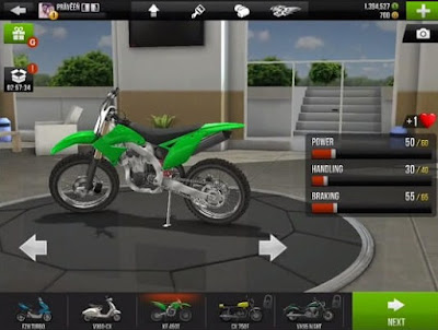 Traffic Rider Latest Version mod