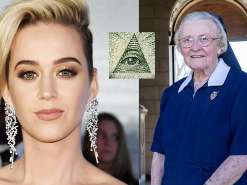 """Monja involucrada en batalla legal contra Katy Perry muere """"repentinamente"""" ante el tribunal"""
