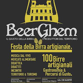 BeerGhèm dal 31 maggio al 3 giugno San Pellegrino Terme (BG)