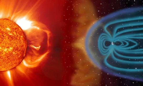La Tierra será golpeada por una fuerte tormenta magnética el próximo viernes 13