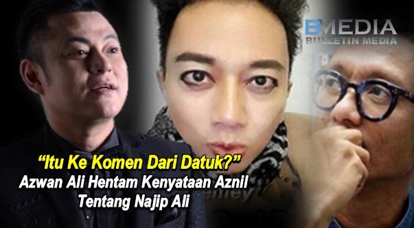 """""""Itu Ke Komen Dari Datuk?"""" - Diva AA Hentam Kenyataan Aznil Tentang Najip Ali"""