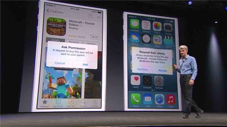 Update iOS 8, Hadirkan Kontrol Pembelian Aplikasi di iTunes