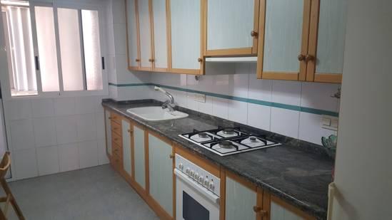 piso en venta calle picasso castellon cocina