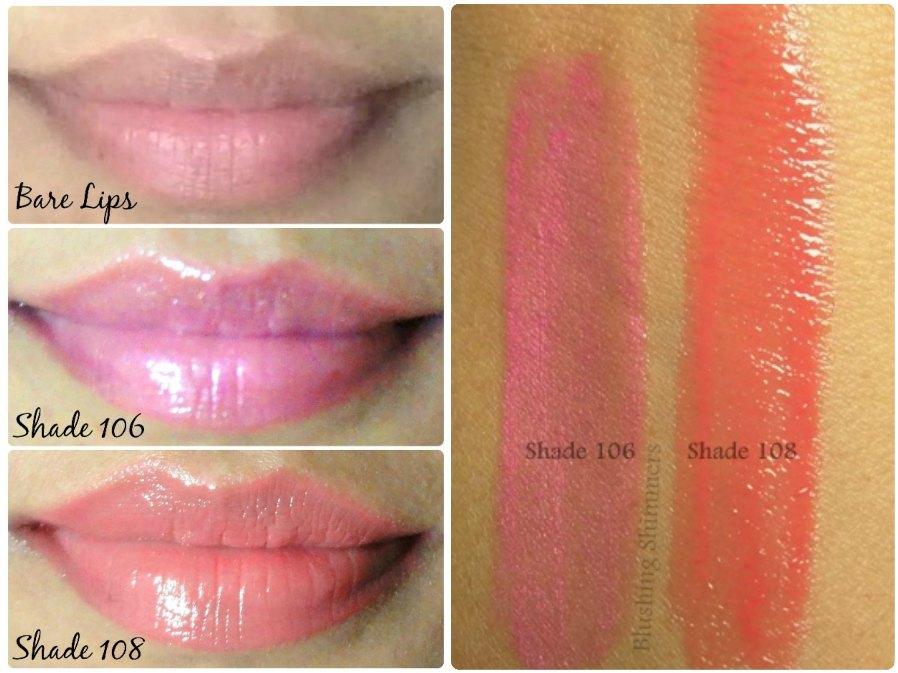 Blushing Shimmers: Blue Heaven Long Lasting Lip Gloss :106