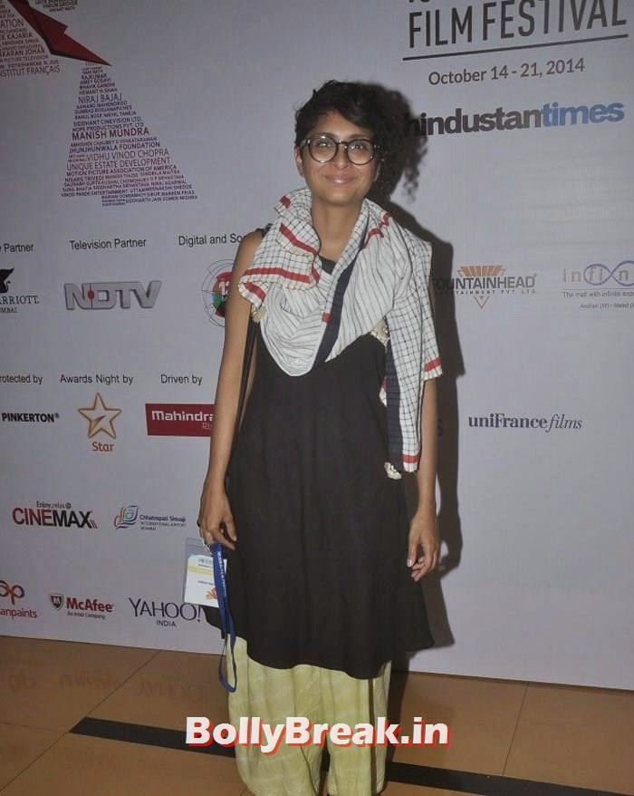 Kiran Rao, Photos from Opening Ceremony of MAMI 2014