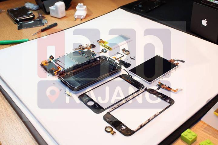 Kedai iPro pantas dan cepat baiki smartphone iphone area Kajang