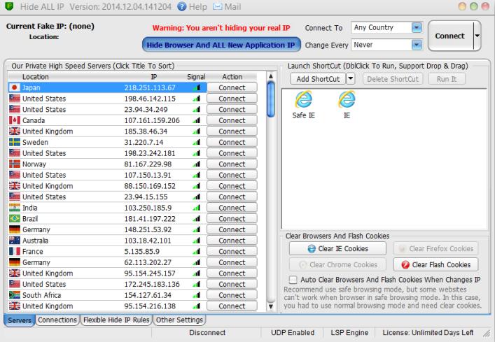 One click vpn chrome extension