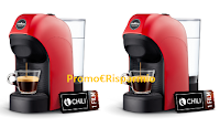 Logo Lavazza : Vinci gratis 19 macchine espresso A Modo Mio Tiny