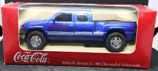 Coca Cola - Chevrolet Silverado