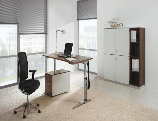 best buy standing modern office furniture Halifax for sale