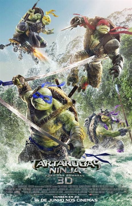 As Tartarugas Ninja Fora das Sombras [Dual Audio] BDRip XviD