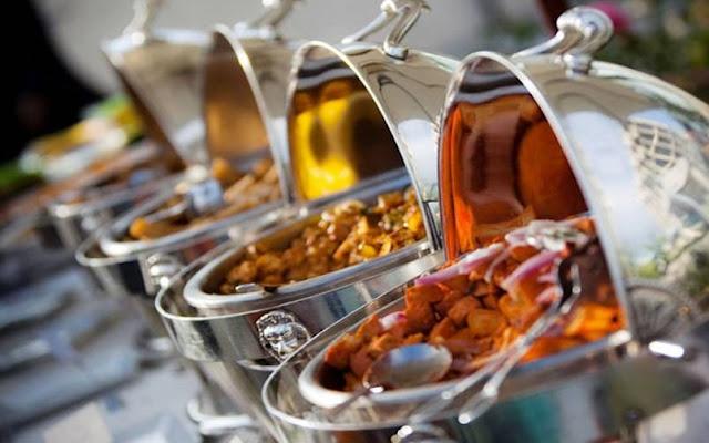 Makanan Catering via makanponyo.com