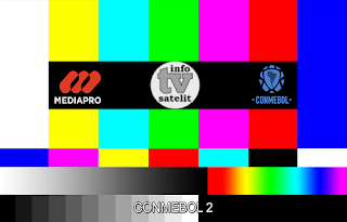 Copa Libertadores AsiaSat 5 Biss Key 7 February 2019