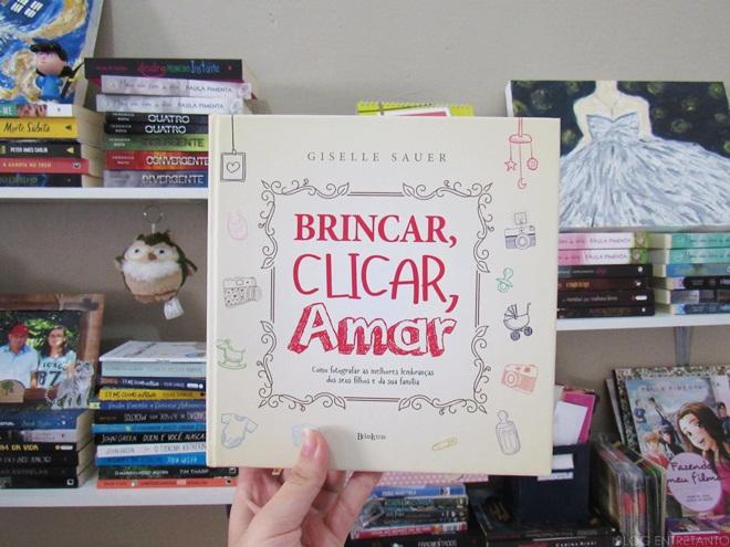 """Livro """"Brincar, Clicar, Amar"""""""
