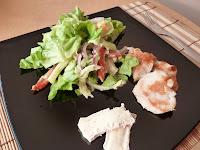 Salata cu dressing Guacamole