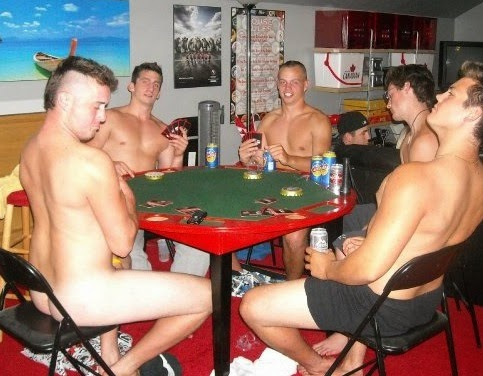 Gay strip poker games