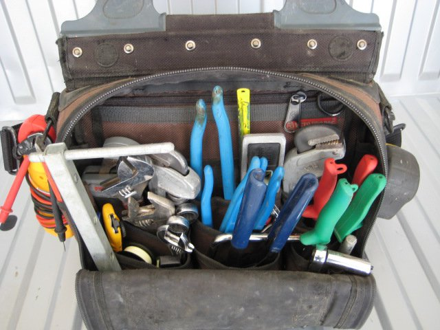 A Of Plumbers And Carpenters I Worked With Had Your Bags They Said It Was The Best Tool Bag That Ever Still New To Trade So