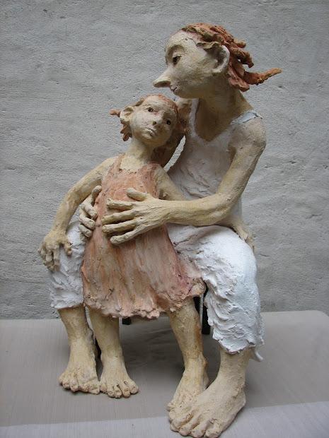 Jurga Martin Sculpture