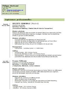 exemple de cv ofppt ₪¦  Modèles de CV : Exemple de CV Classique     Acheteur Senior  exemple de cv ofppt
