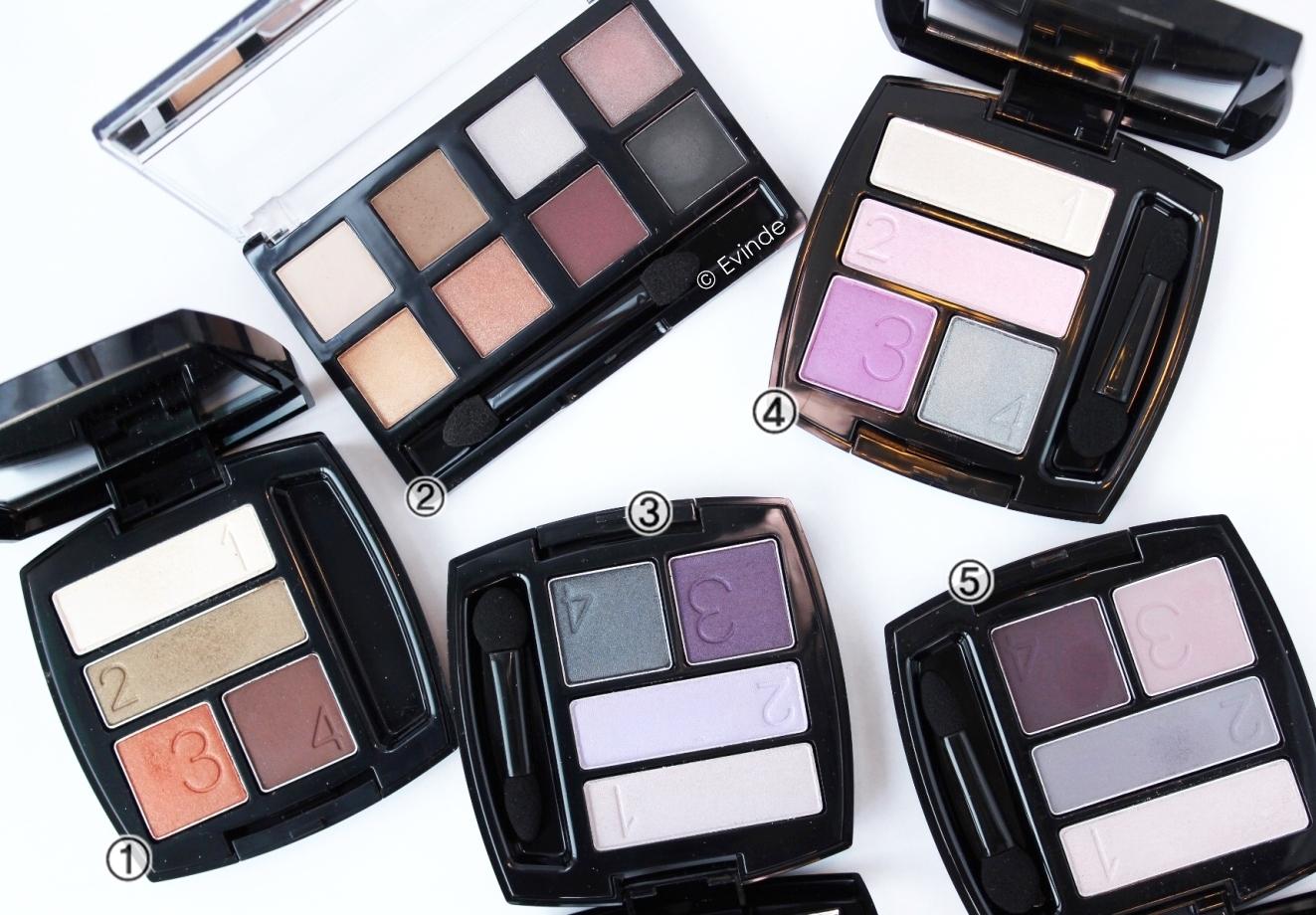 avon true colour eyeshadow quads