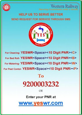 Yatri Empowerment through SMS formats to be send