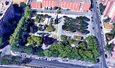 jardín de los combatientes de La Nueve