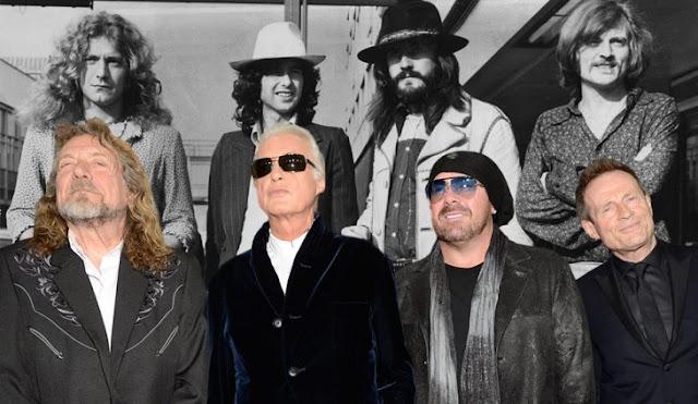 Led Zeppelin podría regresar en 2018; Robert Plant alimenta rumores