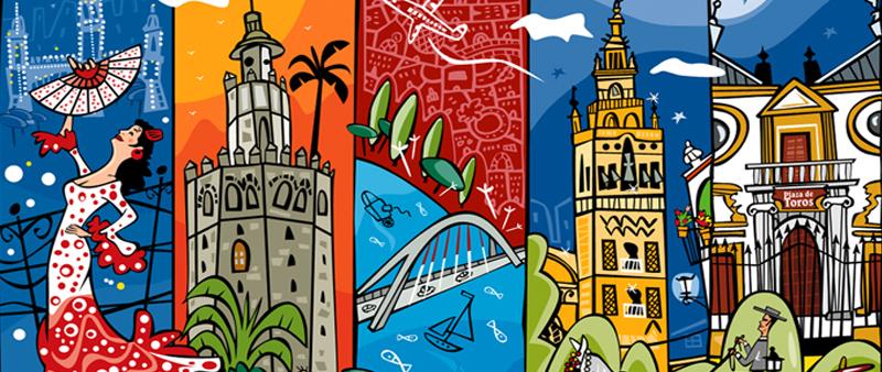 Visitar Sevilla durante Semana Santa 2016