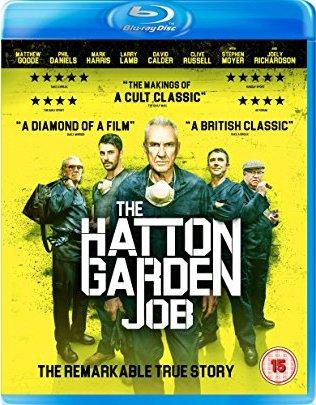 The Hatton Garden Job 2017 English Bluray Movie Download