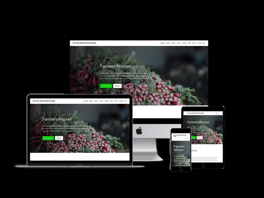 Contoh Template Website Company Profil 5