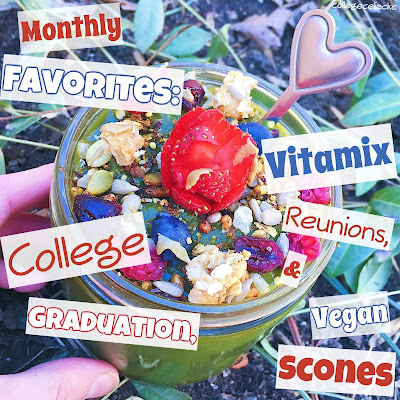casey the college celiac vegan smoothie bowl