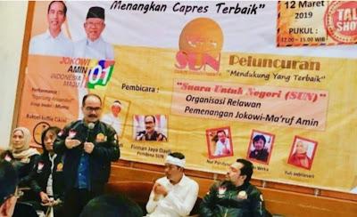 Suara Untuk Negeri Jokowi Figur Pemimpin Dan Pelayan Yang Tidak Bermasalah