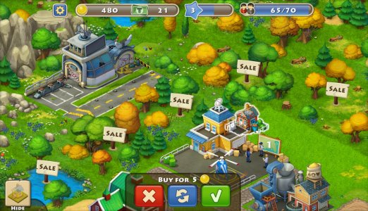 download Township mod money gratis