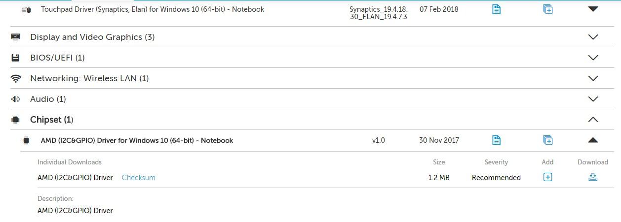 Error Touchpad Lenovo Ideapad 320 14AST ~ HokyNet