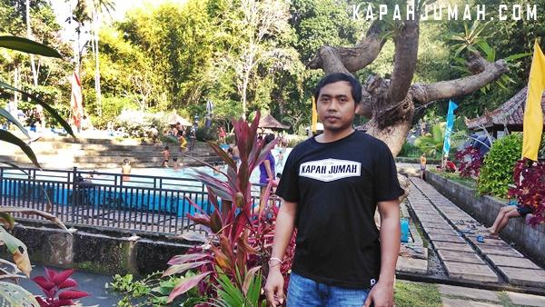 Taman Wisata Alam dan Kolam Renang Anakan Desa Bebetin
