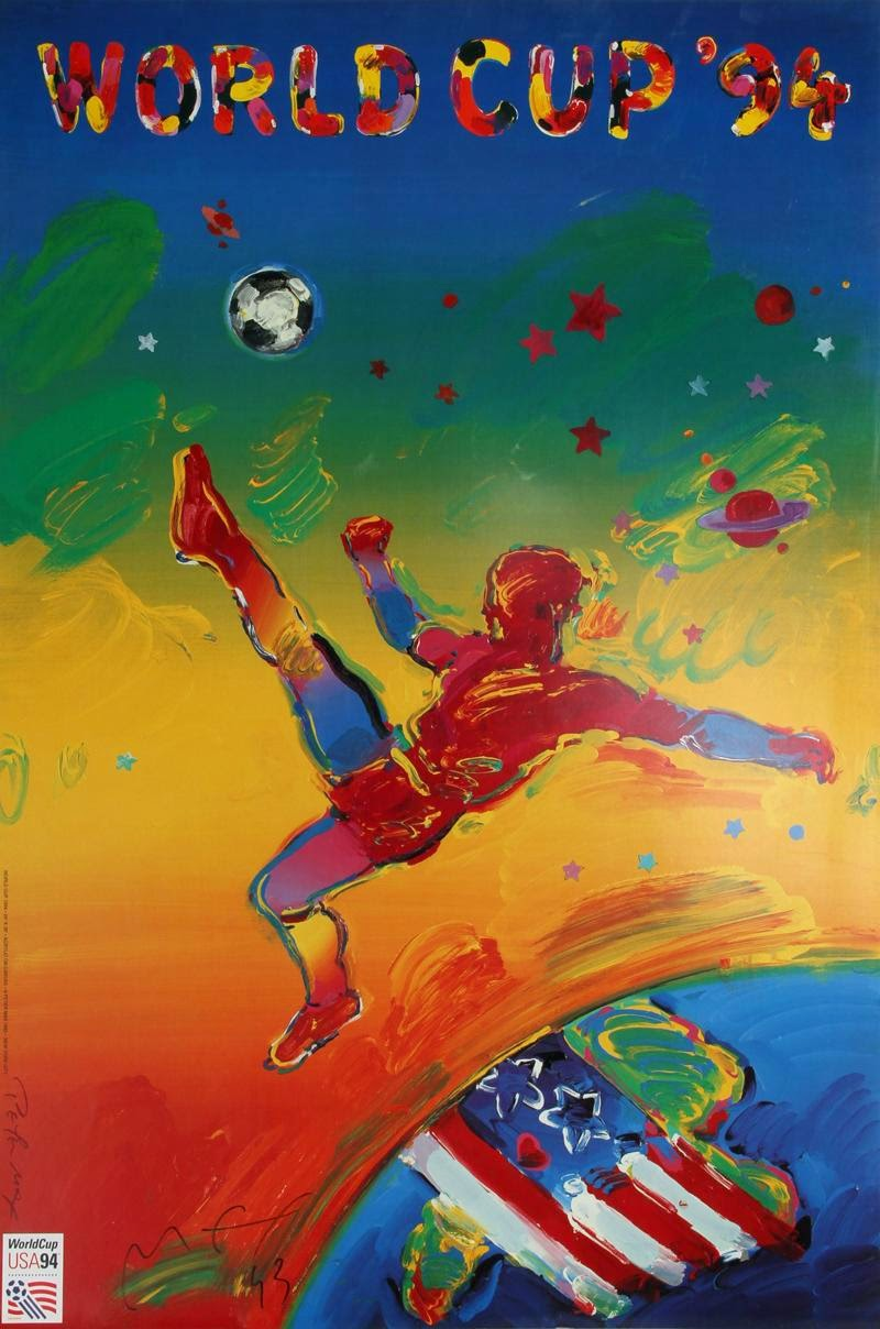 Vintage World Cup Posters USA 1994
