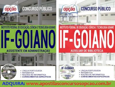 Apostila IFGoiano ASSISTENTE EM ADMINISTRAÇÃO