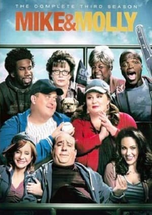 Mike e Molly - 3ª Temporada Séries Torrent Download onde eu baixo