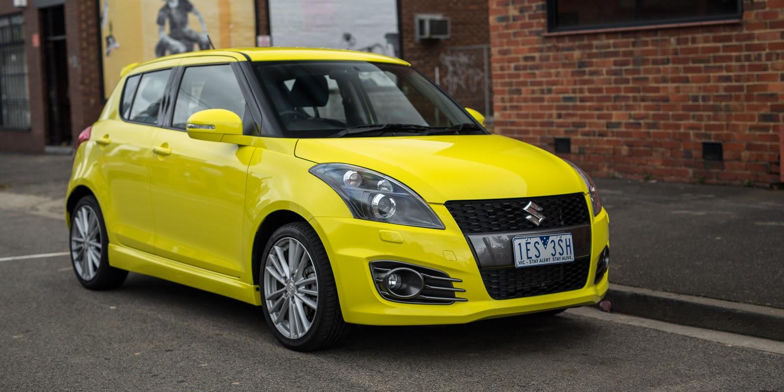 Suzuki Swift là dòng xe tốt nhất và được ưa chuộng nhất của Suzuki