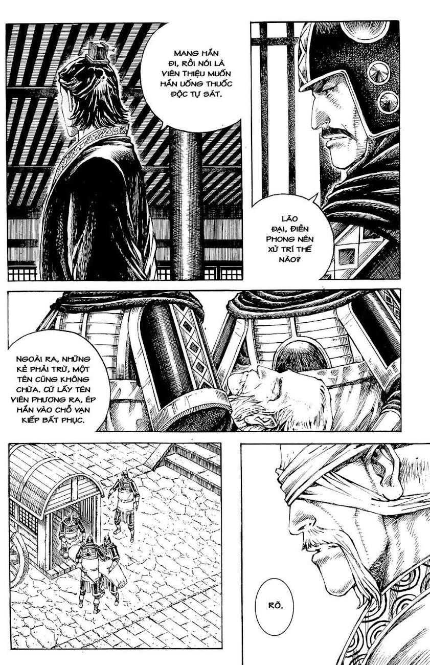 Hỏa phụng liêu nguyên Chương 353: Thôi xao chi vương [Remake] trang 12