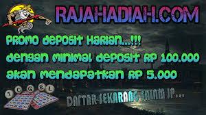 RAJAHADIAH-2 Link pendaftaran member togel terbaik