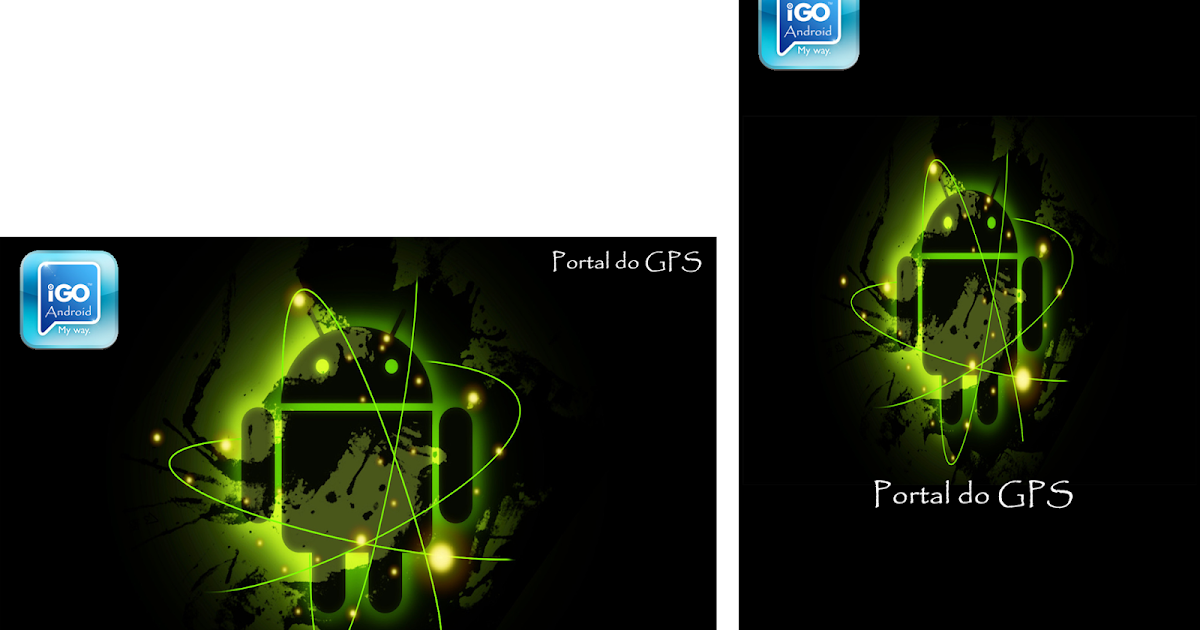Download Igo primo android 1280x800