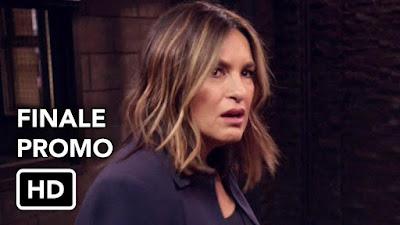 """Law and Order SVU Episódio 21x09  """"Não pode ser responsabilizado"""" (HD) - Prévia"""