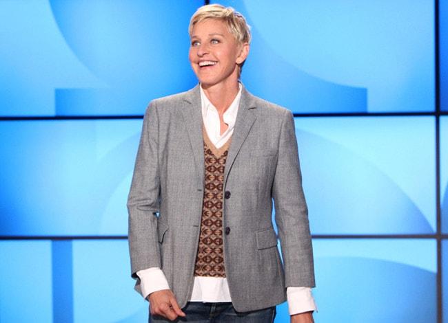 Hành trình trở thành MC quyền lực nhất nước Mỹ của Ellen DeGeneres -1