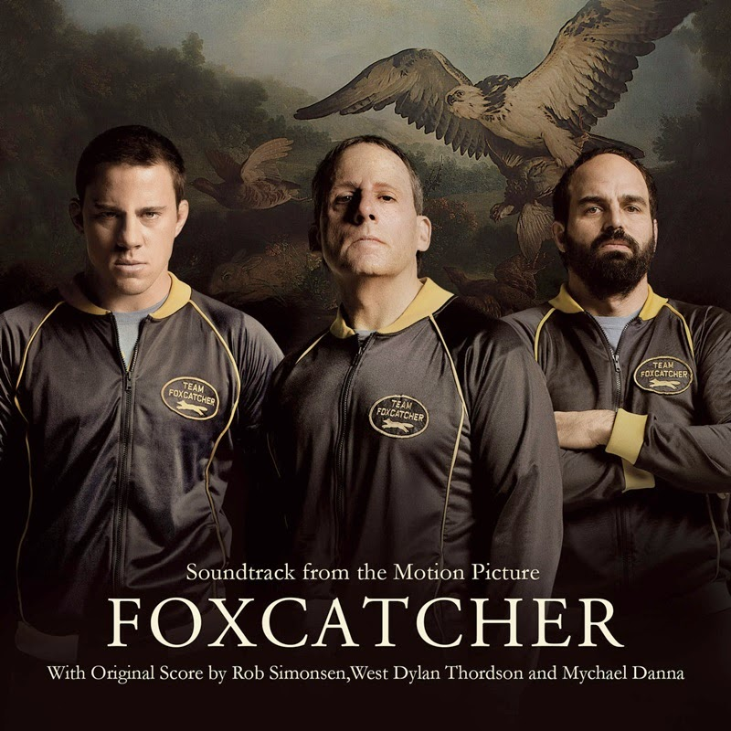 foxcatcher soundtracks